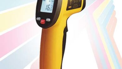 Photo of Alat Pengukur Suhu Infrared Thermometer AMF009