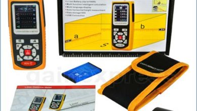 Photo of Alat Ukur Jarak Laser Distance Meter LDM-100M