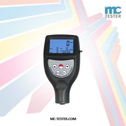 Alat Pengukur Ketebalan Cat, Tembaga, Seng, Pernis, Kuningan, Kertas dll Coating Thickness Meter CM-8856 USB port