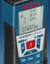 Photo of Alat Pengukur Jarak Laser Distance Meter GLM250VF 250m