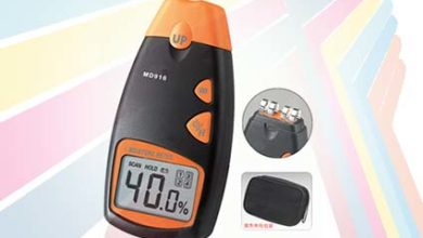 Photo of Alat Pengukur Kadar Air Kertas Moisture Meter MD916