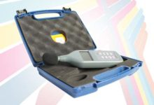 Alat Pengukur Tingkat Kebisingan Suara - Sound Level Meter seri SL-5868P