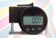 Photo of Alat Pengukur Ketebalan Benda Digital Thickness Meter TA202