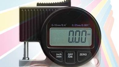 Photo of Alat Pengukur Ketebalan Benda Digital Thickness Meter TA202