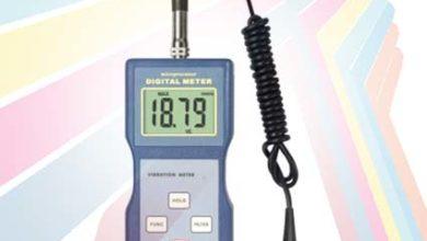 Alat Pengukur Getaran Benda, Mesin dll | Vibration Meter VM-6320