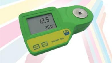 Photo of Alat Pengukur Kadar Air Garam ( NaCl ) Refraktometer seri AMR101