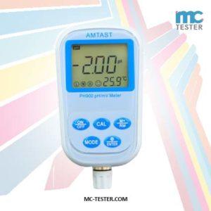 Alat Pengukur Kadar Keasaman pH, mV dan Suhu Profesional seri pH900