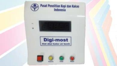 Photo of Alat Pengukur Kadar Air Kopi dan Kakao DIGIMOST