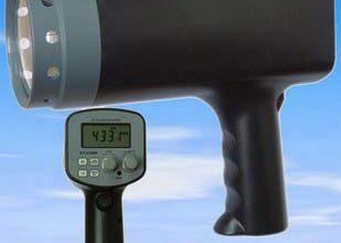 Photo of Alat Pengukur Kecepatan Benda Bergerak Stroboscope Meter DT-2350P