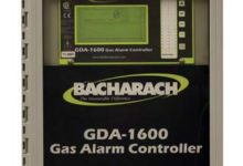 Photo of Alat Pengontrol Kualitas Udara, Sixteen Channel GAS Controller Bacharach GDA-1600