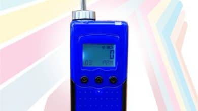 Photo of OZONE ANALYZER – Portable Gas Test Meter GS100 Serials