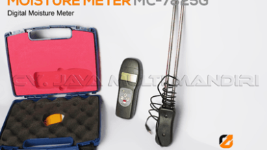 Photo of MC-7825g Range/ Tabel Alat Ukur / Uji Kadar Air Grain Moisture Meter