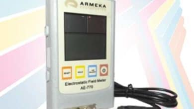 Photo of Alat Pengukur Gaya Elektrostatis Suatu Benda  Electrostatic Field Meter AE770
