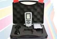 Photo of Alat Pengukur Ketebalan Cat, Lapisan, Galvanis dll | Coating Thickness Meter seri AMT15A