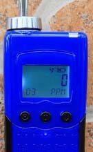 OZONE ANALYZER Portable Gas Test Meter GS100 Serials