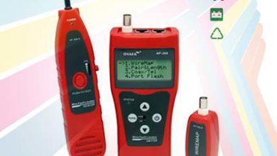Photo of Alat Pengecek/ Pengetest/ Pendeteksi Aliran dan Jaringan Kabel Cable Tester seri NF308
