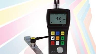 Photo of Alat Uji Ketebalan Ultrasonic Thickness Gauge UM-1 & UM-1D