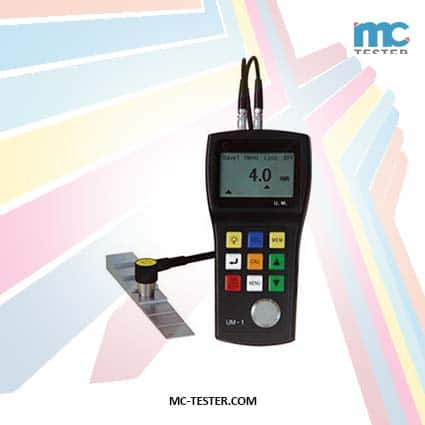 Alat Uji Ketebalan Ultrasonic Thickness Gauge UM-1 & UM-1D