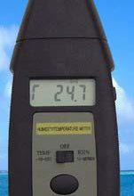 Photo of Digital Humidity Meter HT-6830