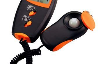 Photo of DIGITAL LUX METER LX-90 Fast Response