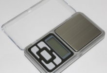Photo of Alat Penimbang Emas Lab Digital Pocket Scale 200g x 0.01 PST01