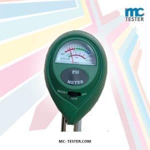 ph Meter untuk pengukur kesuburan tanah Analog