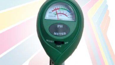 Photo of Alat Pengukur pH Tanah ETP302 2 IN 1