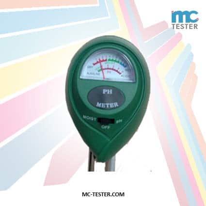 Alat Pengukur pH Tanah ETP302 2 IN 1