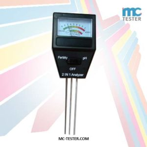 Alat Pengukur Kesuburan Tanah dan pH Tanah ETP-303
