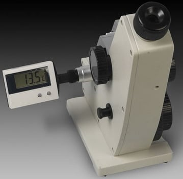 Abbe Refractometer Digital WYA