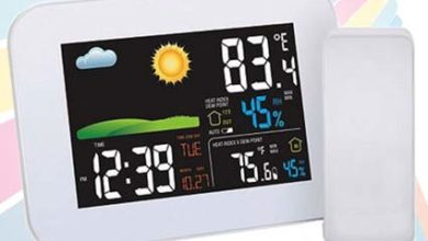 Alat Pemantau Curah Hujan dan Cuaca | Weather Station Aw005