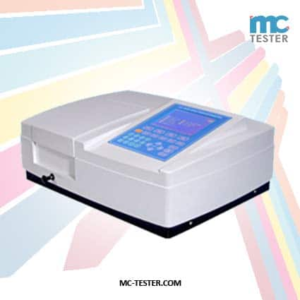 UV Spectrophotometer Large LCD Scanning AMV05, AMV05PC (with scan software)