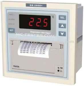Alat Ukur Suhu Udara dalam ruangan atau box penyimpan atau transportasi DR200A+k