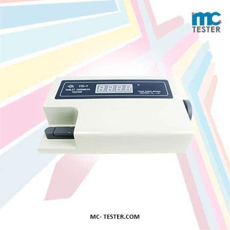 Alat Uji Waktu Hancur Tablet - Hardness Tester YD1