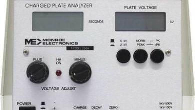 Photo of Alat Ukur Medan Elektrostatis – Charged Plate Analyzer 268A-1