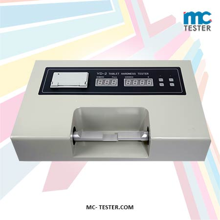 Alat Uji Kekerasan Tablet Otomatis + Printer Seri YD-2