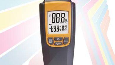 Alat Pengukur Kadar Air Kayu Range Tinggi - AMA005