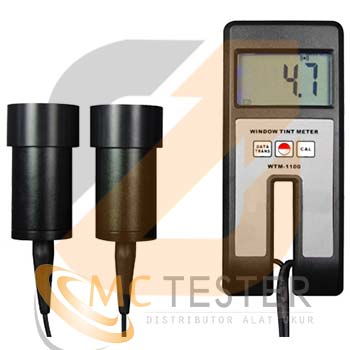 Alat Test Kaca Window Tint Meter WTM-1100 (Separately Sensor)