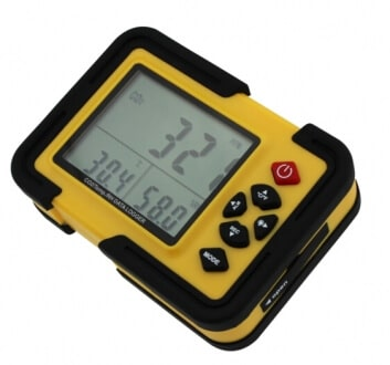 CO2 Temp. RH Data Logger AMF102