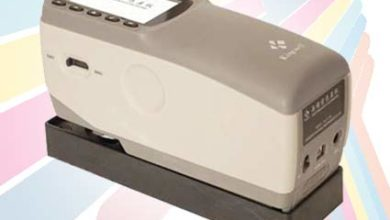 Alat Uji Warna Cat, Bubuk, Karet Colorimeter seri AMT511