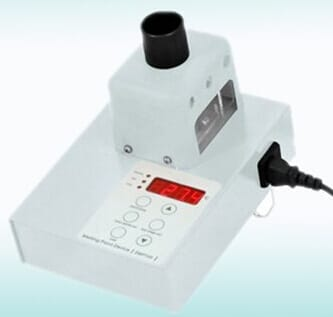 Alat uji titik cair, leleh, lebur Melting Point Meter digital seri WRS-100