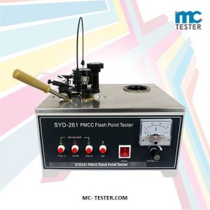 Alat Uji Titik Nyala Api - Flash Point Tester SYD261