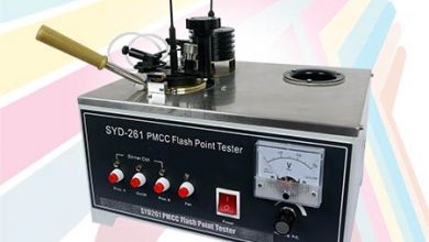 Alat Pengukur Titik Nyala Api Manual - FLASH POINT TESTER SYD261