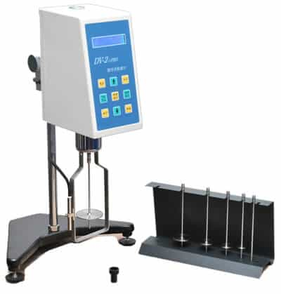 Alat Penguji Kekentalan Programmable Digital Viscometer DV Series