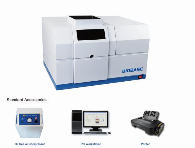 Spektrofotometer Serapan Atom (AAS) BIOBASE seri BK-AA4530F