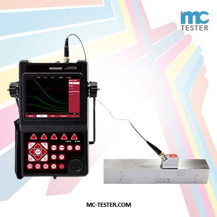 Alat Deteksi Retak pada Logam | Ultrasonic Flaw Detector MFD660C