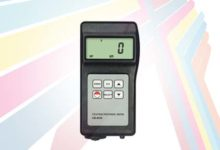 Photo of Alat Pengukur Ketebalan Pelapis pada Logam Coating Thickness Meter CM-8829
