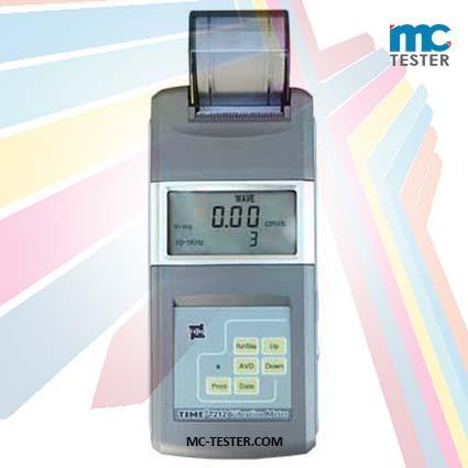 Alat Uji Getaran Benda Berputar - Digital Vibration Meter TIME7212