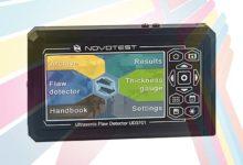Alat Test Kedalaman Keretakan dan Posisi Keretakan - NOVOTEST UD3701