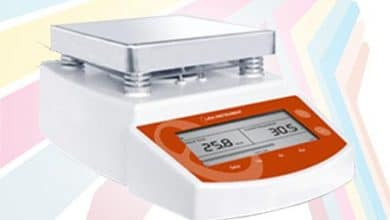 Photo of Alat Pengaduk Cairan Magnetic Stirrer Hot Plate MS300-MS400